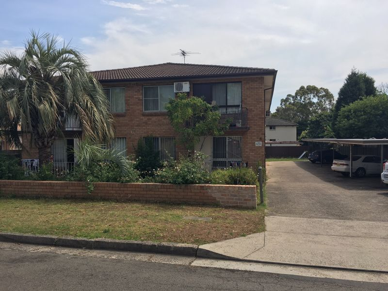 4/5 Ronald Street, Carramar, NSW 2163
