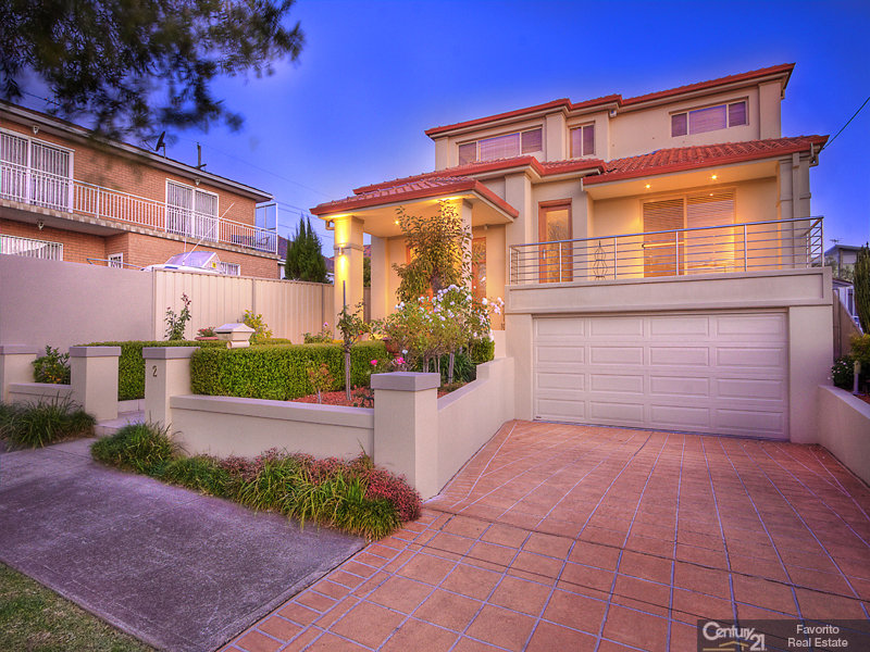2 Fleet Avenue, Earlwood, NSW 2206