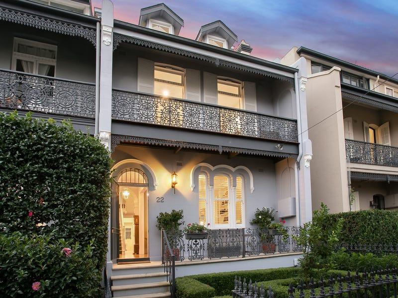 22 Waiwera Street, Lavender Bay, NSW 2060