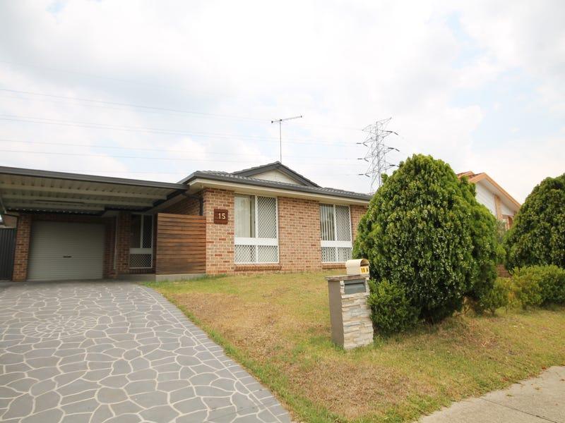 15 Brolga Crescent, Green Valley, NSW 2168