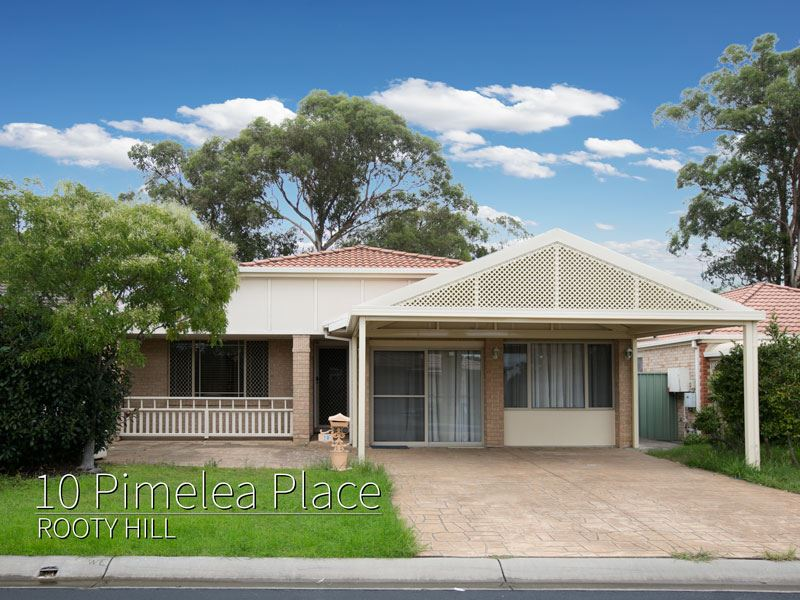 10 Pimelea Place, Rooty Hill, NSW 2766