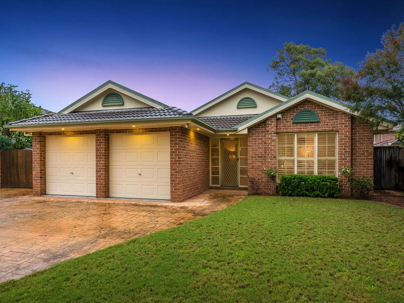 26  Brushwood Drive, Rouse Hill, NSW 2155