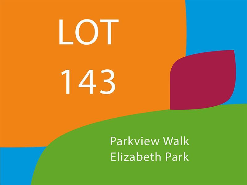 Lot/143 Parkview Walk, Elizabeth Park, SA 5113