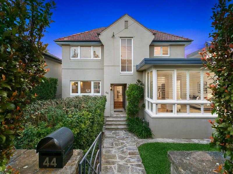 44 Sugarloaf Crescent, Castlecrag, NSW 2068