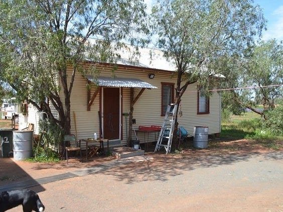 * The Woolshed, Hermidale, NSW 2831