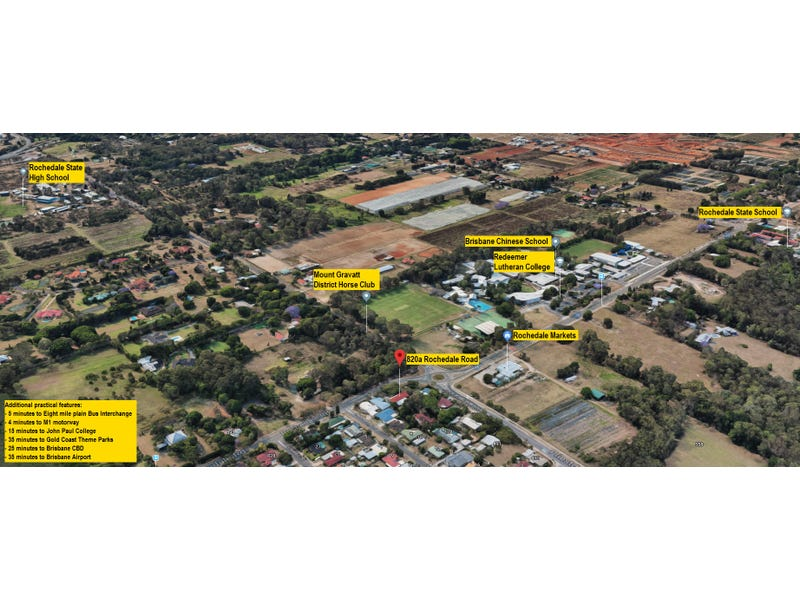 820a Rochedale Road, Rochedale South, Qld 4123