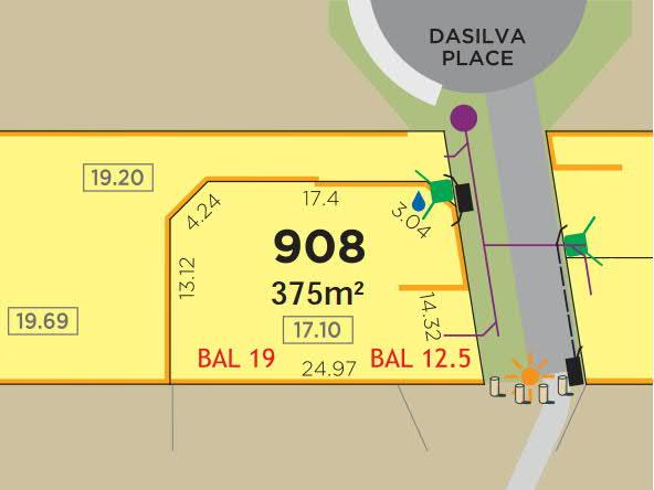 Lot 908 Da Silva Place, Coogee, Coogee