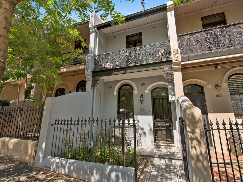 58 Malcolm Street, Erskineville, NSW 2043