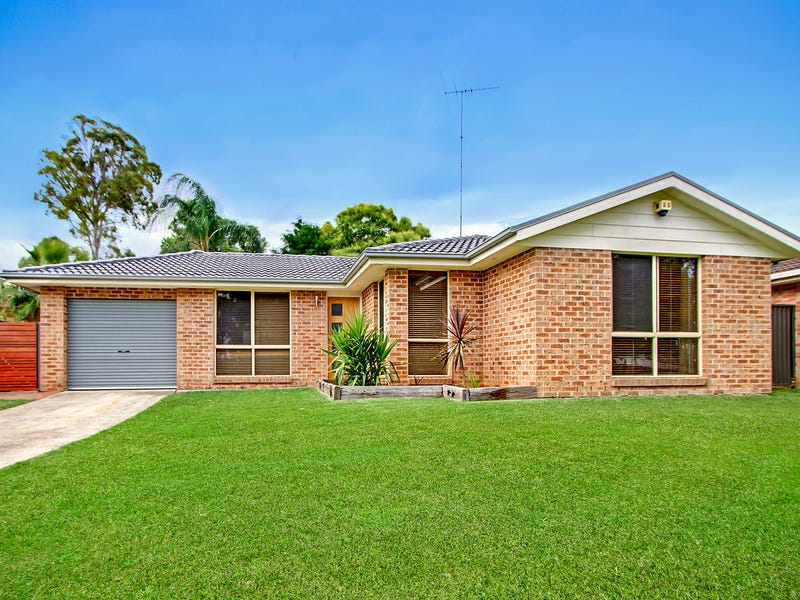 54 Summerfield Avenue, Quakers Hill, NSW 2763