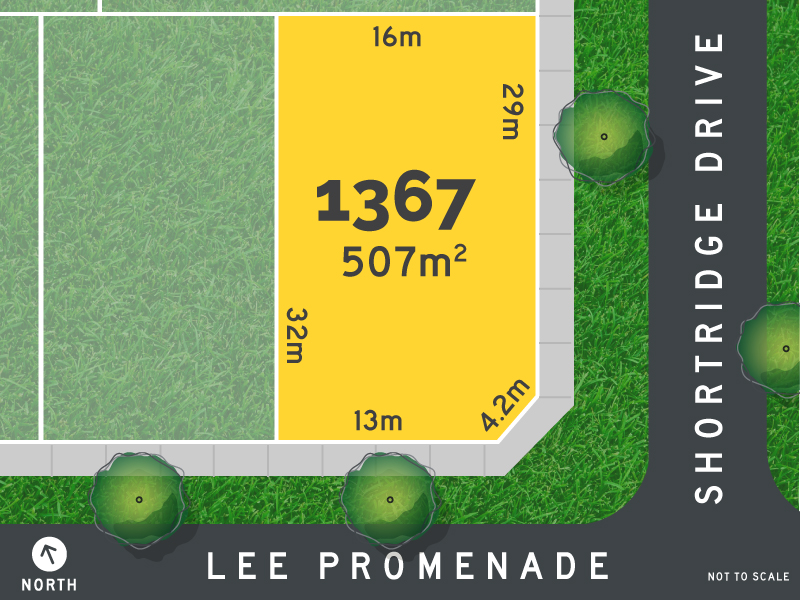 Lot 1367, Lee Promenade, Lucas, Vic 3350
