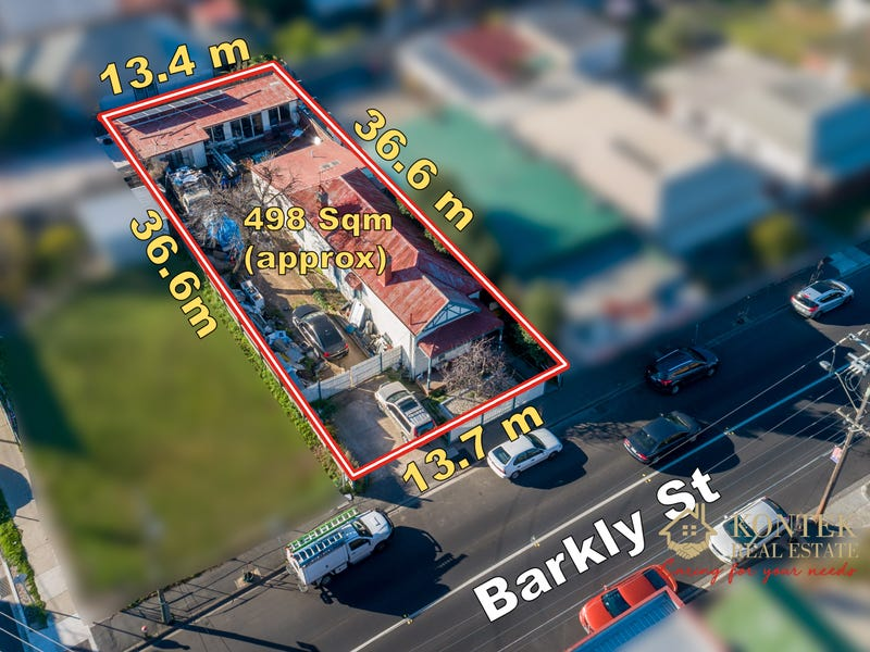 554 Barkly St,, West Footscray, Vic 3012