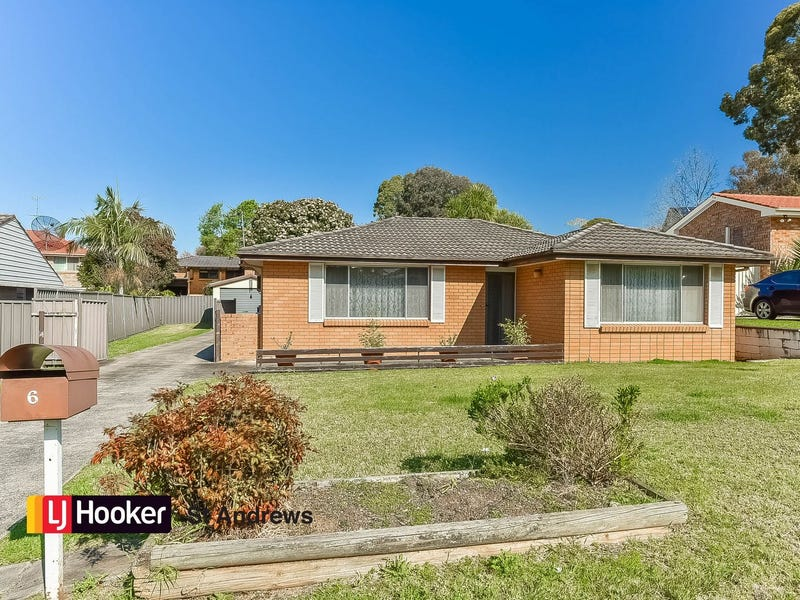 6 Tokay Place, Eschol Park, NSW 2558