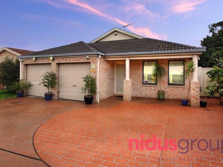 17 Yatay Place, Plumpton, NSW 2761