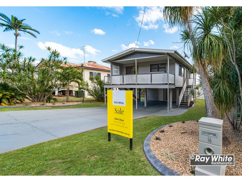 16 Wentworth Terrace, The Range, Qld 4700