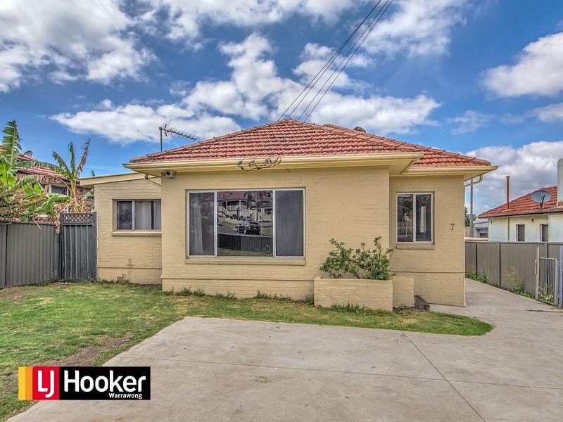 7 Turpin Avenue, Warrawong, NSW 2502
