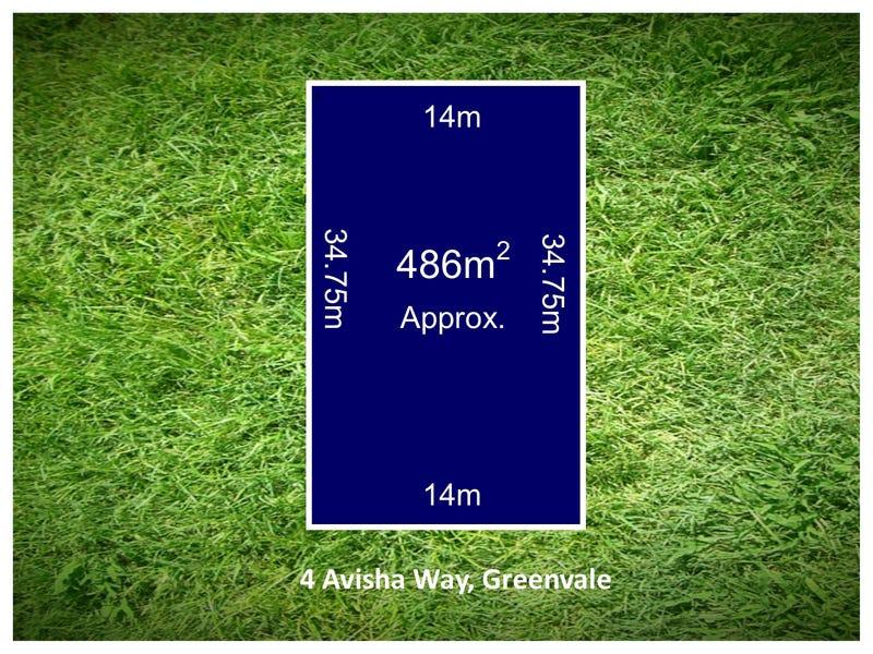 4 Avisha Way, Greenvale, Vic 3059