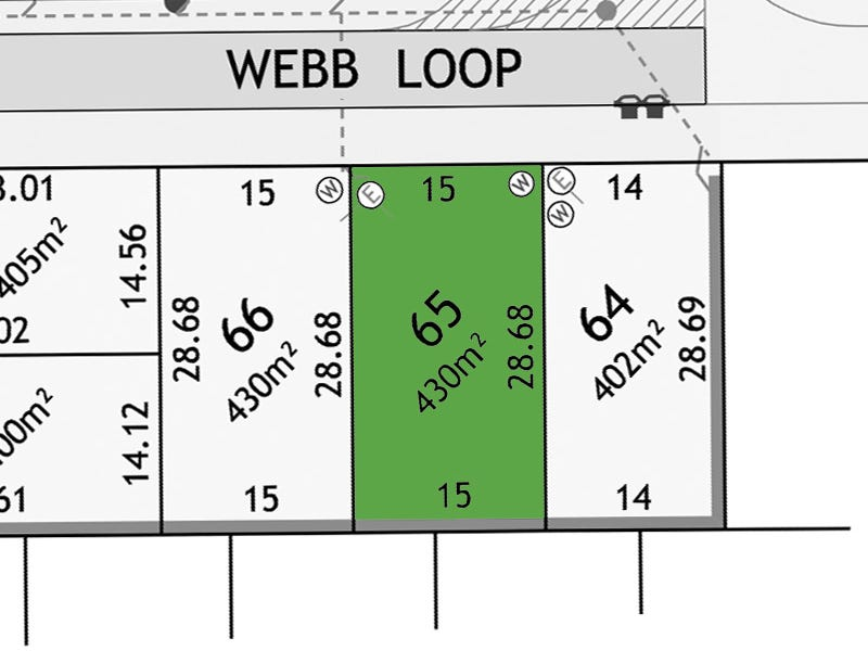 Lot 65 Webb Loop, Haynes