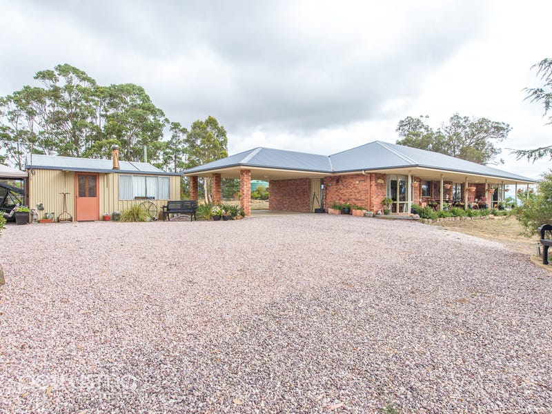 365 Ironstone Gully Road, Lachlan, Tas 7140