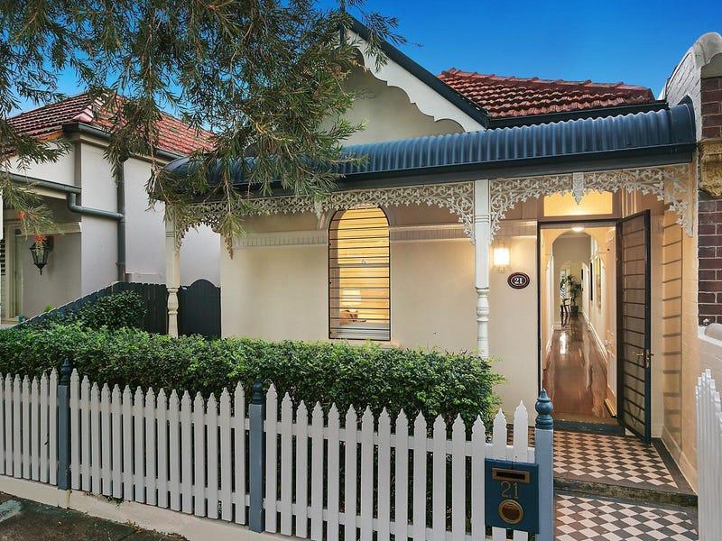 21 Jubilee Street, Lewisham, NSW 2049