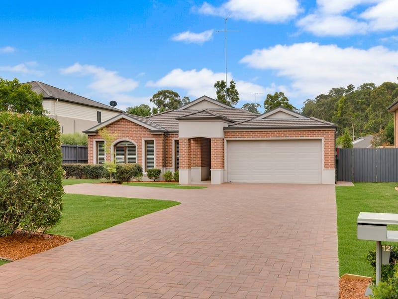 12 Mitchells Pass, Blaxland, NSW 2774