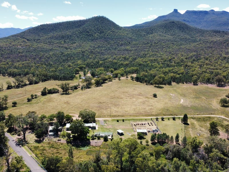 2370 Kaputar Road, Bullawa Creek, NSW 2390
