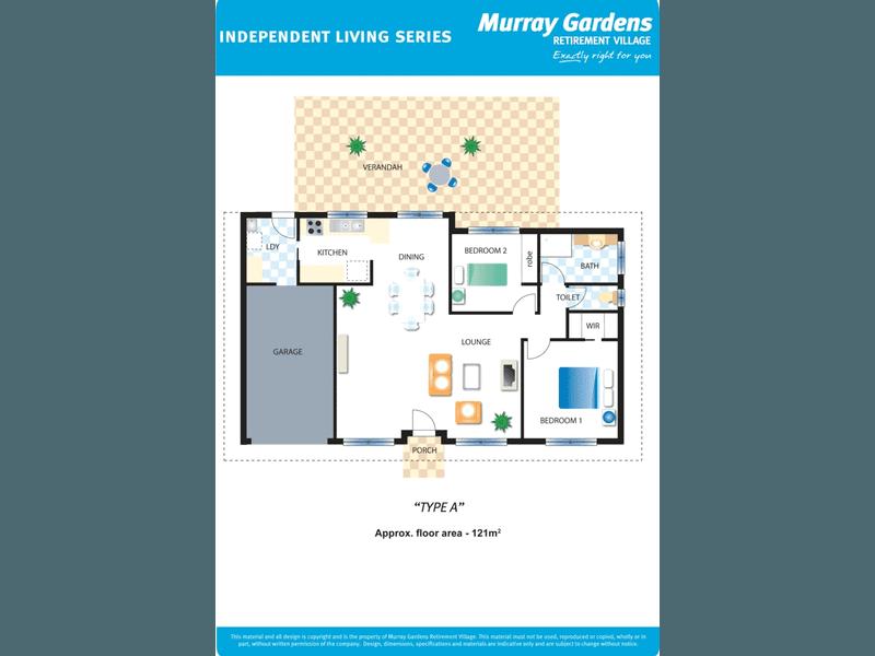 Unit 38, 36 Mountford Crescent, Albury, NSW 2640