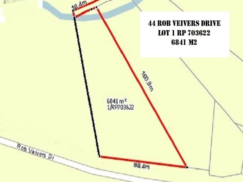 Lot 1, 44 ROB VEIVERS DRIVE, Kuranda, Qld 4881