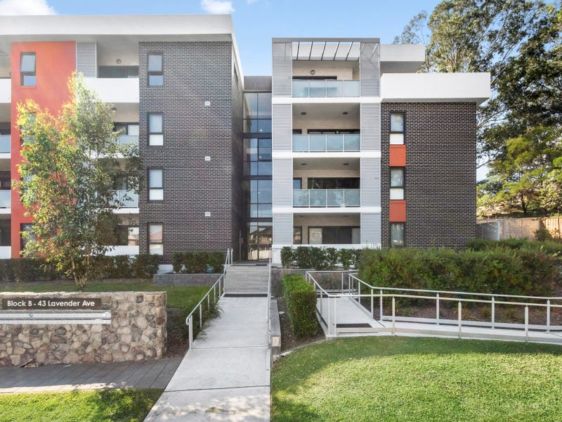 34/43 Lavender Avenue, Kellyville, NSW 2155