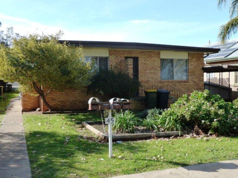 Units 1-4/45 Kookora Street, Griffith, NSW 2680