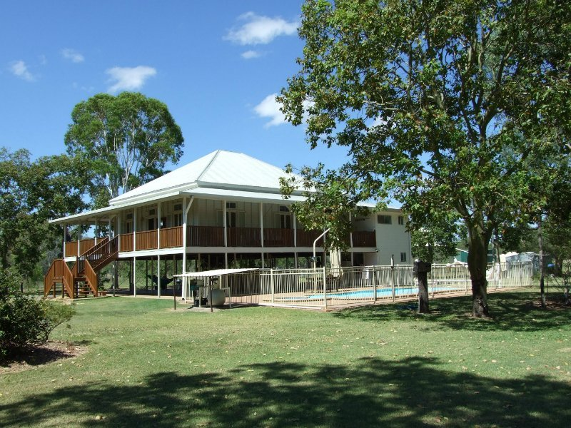 241 Six Mile Road, Pink Lily, Qld 4702