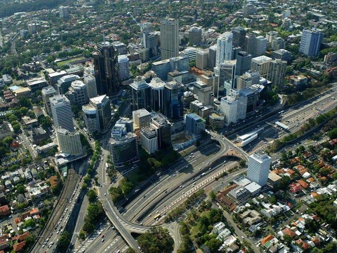 806/211-233 Pacific Highway, North Sydney, NSW 2060