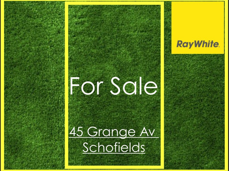 Lot 45 Grange Avenue, Schofields, NSW 2762