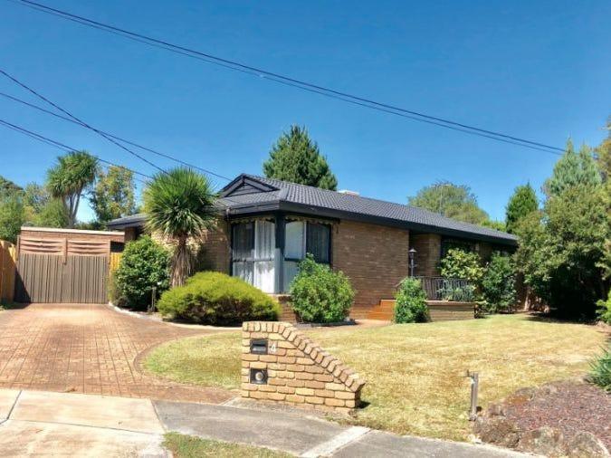 4 Wendy Court, Bayswater, Vic 3153