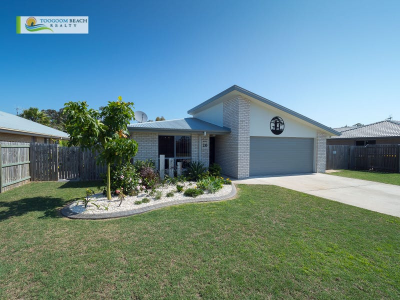 20 Seashore Way, Toogoom, Qld 4655