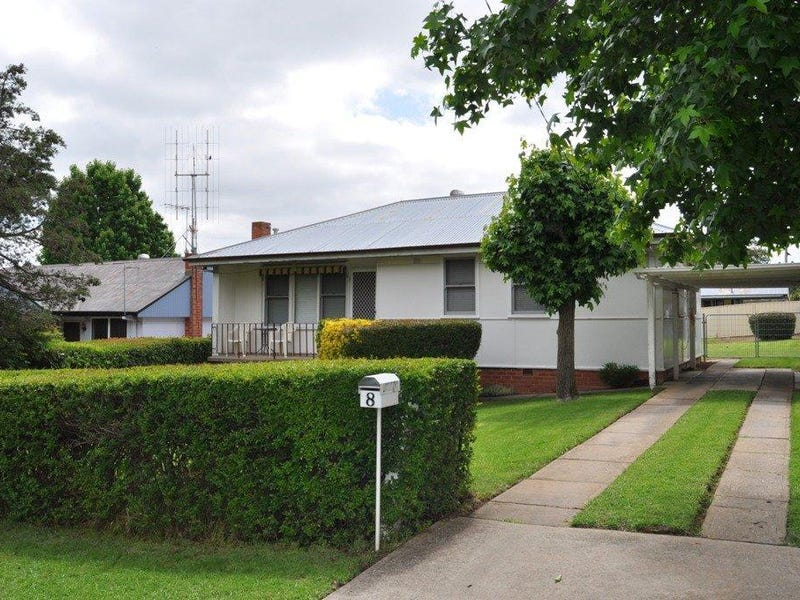 8 Alfred Street, South Bathurst, NSW 2795