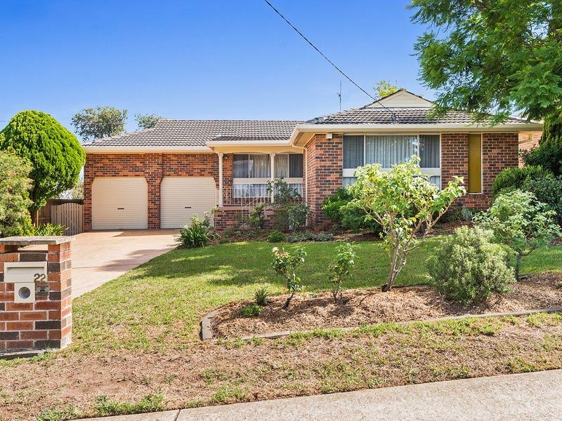 22 President Road, Kellyville, NSW 2155