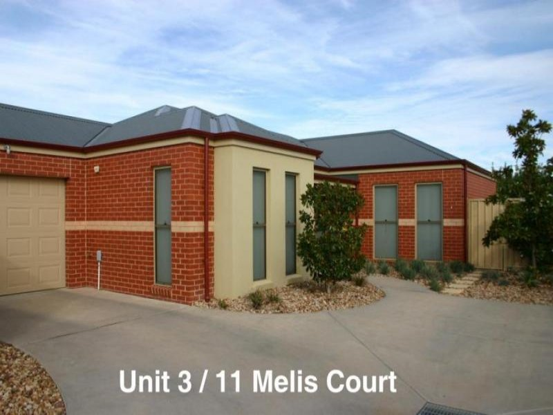 3 & 4/11 Melis Court, Swan Hill, Vic 3585