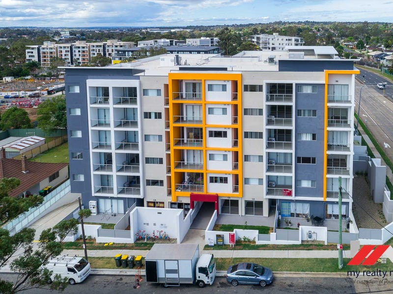 58/48-52 Warby St, Campbelltown, NSW 2560