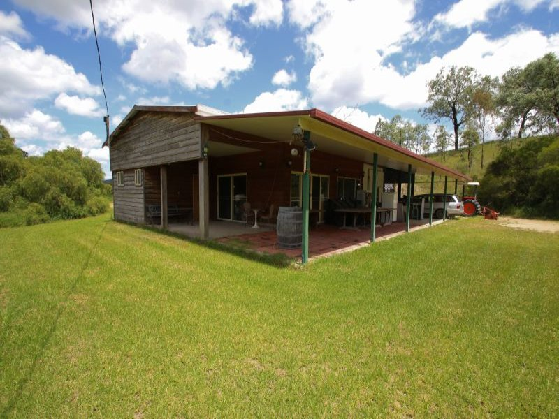 11852 Gladstone - Monto Road, Mungungo, Qld 4630