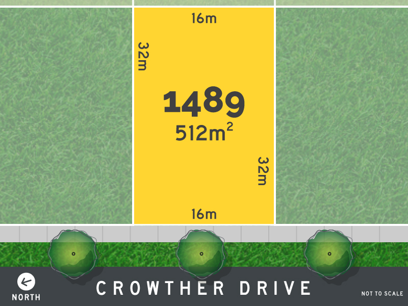 Lot 1489, Crowther Drive, Lucas, Vic 3350