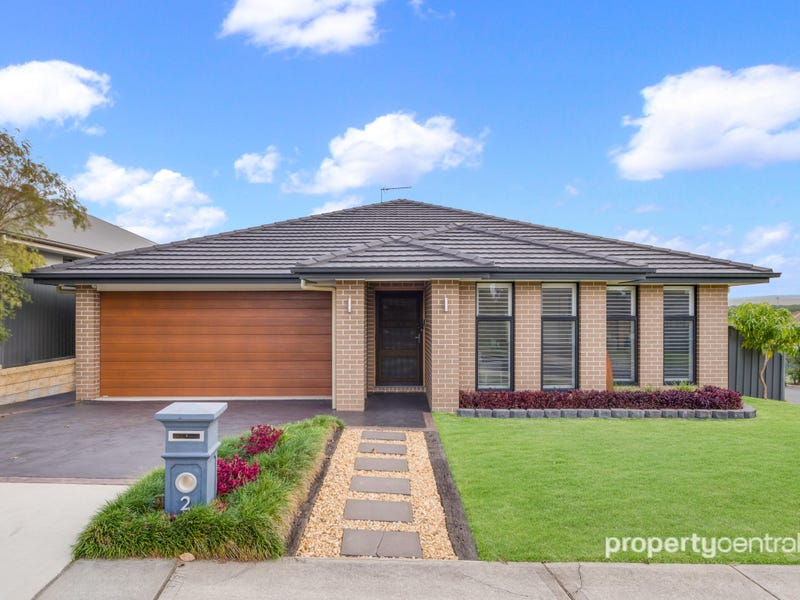 2 Sunrise Terrace, Glenmore Park, NSW 2745