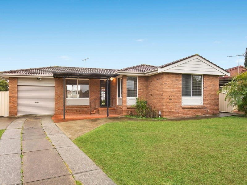 4 Mohave Place, Bossley Park, NSW 2176