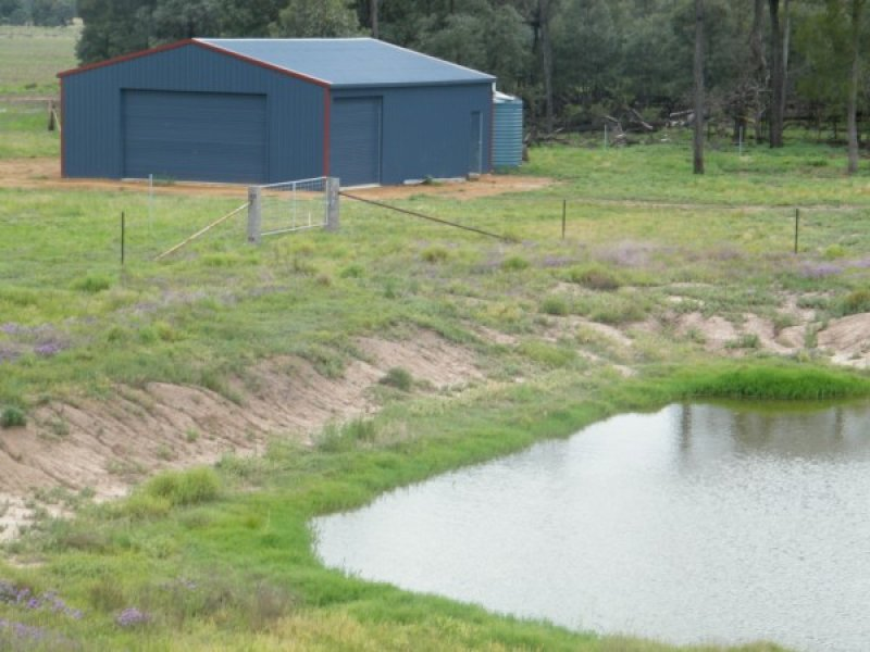 Lot 6 Pelican Back Road, Burncluith, Qld 4413
