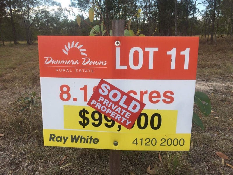 Lot 11 Lomandra Lane, Dunmora, Qld 4650