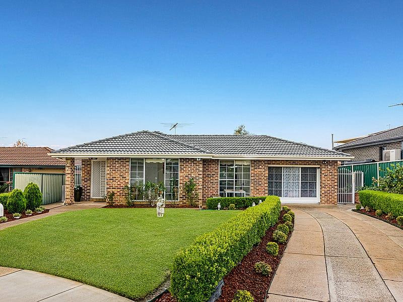 8 Cashman Place, Edensor Park, NSW 2176