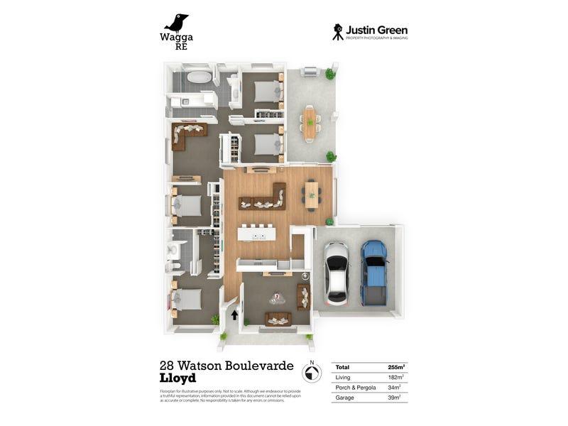 Lot 69 Watson Boulevard, Lloyd, NSW 2650