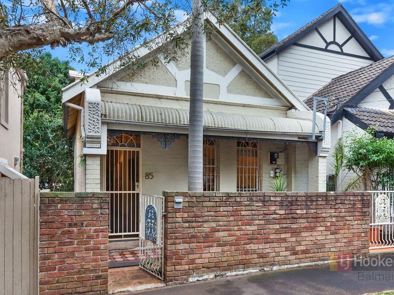 85 Curtis Road, Balmain, NSW 2041
