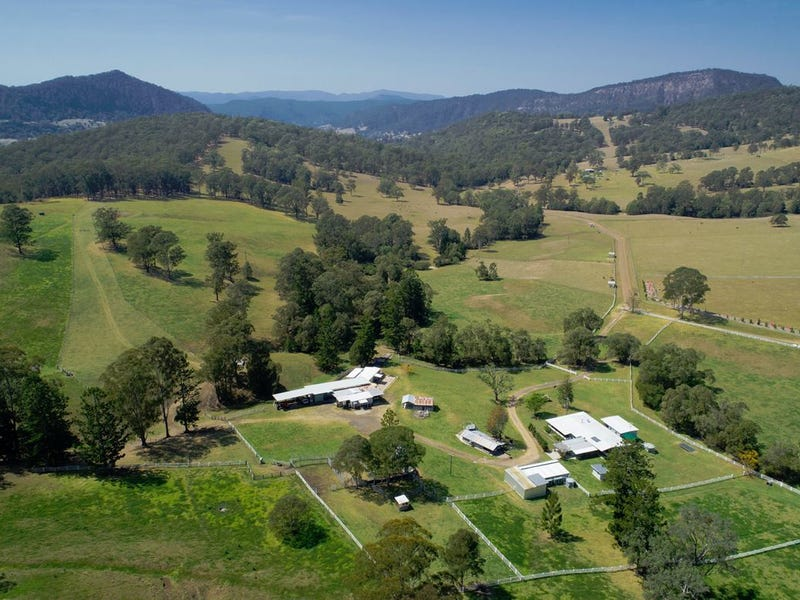 272 Gorge Creek Road, Kyogle, NSW 2474