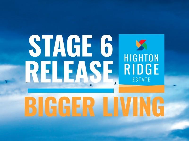 Stage 6A Highton Ridge Estate, Highton, Vic 3216