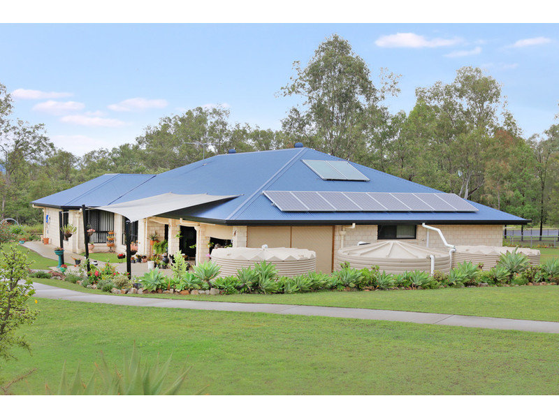 37 HANNANT Road, Kensington Grove, Qld 4341